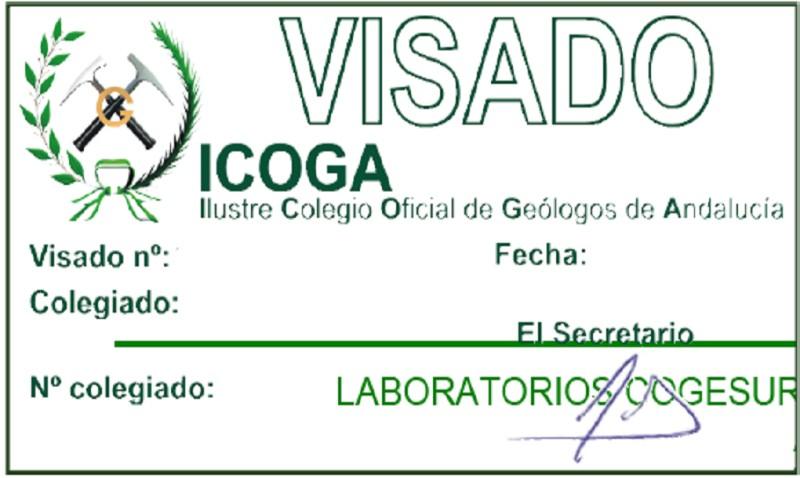 ¿Es obligatorio el Visado de Estudios Geotécnicos?